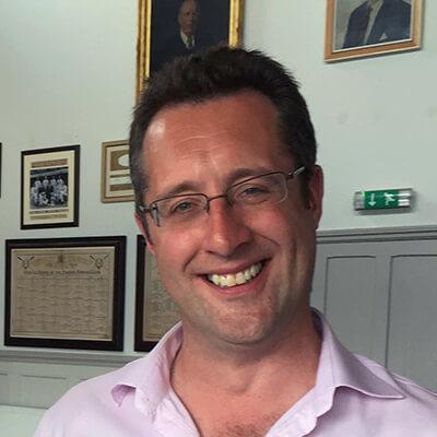 Peter Cawston