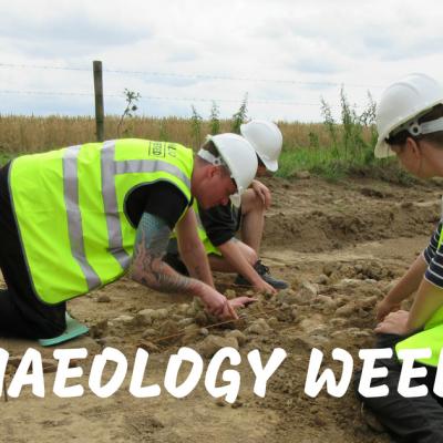 WU Archaeology Weekend