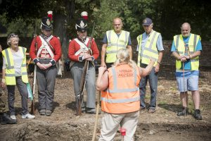 Dig Diary Day 5: Bringing History to Life