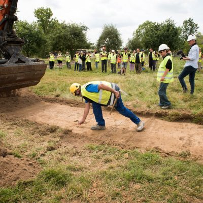 Dig Diary Day 1: Waterloo Uncovered Rides Again