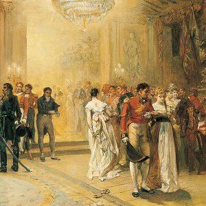 The Duchess of RIchmond's Ball
