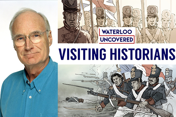 Peter Snow on Visiting Historians