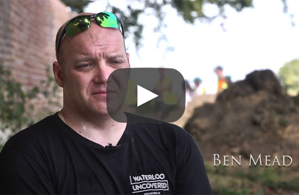 """Featured image for """"Veterans' Stories: Ben Mead"""""""