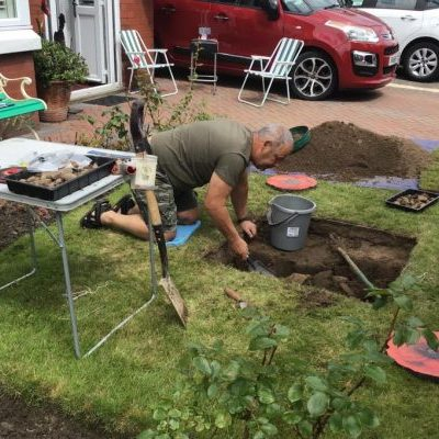 July Dig Diary