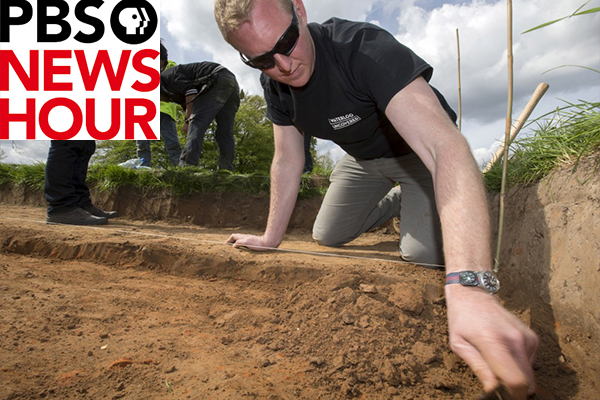 Waterloo dig aims to help soldiers readjusting to civilian life