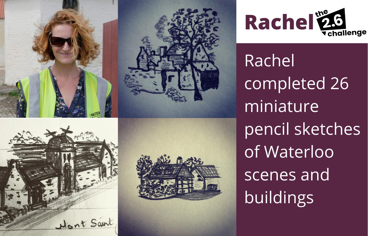 Rachel title card
