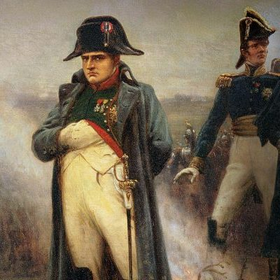 French Near Victory at Waterloo?
