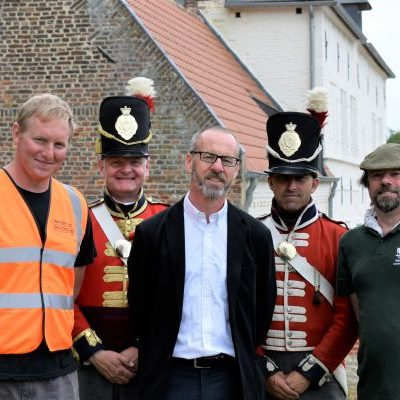 Waterloo Weekend Diary: Weapons, Women and Wet Weather