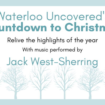 Countdown to Christmas with music performed by Jack West-Sherring